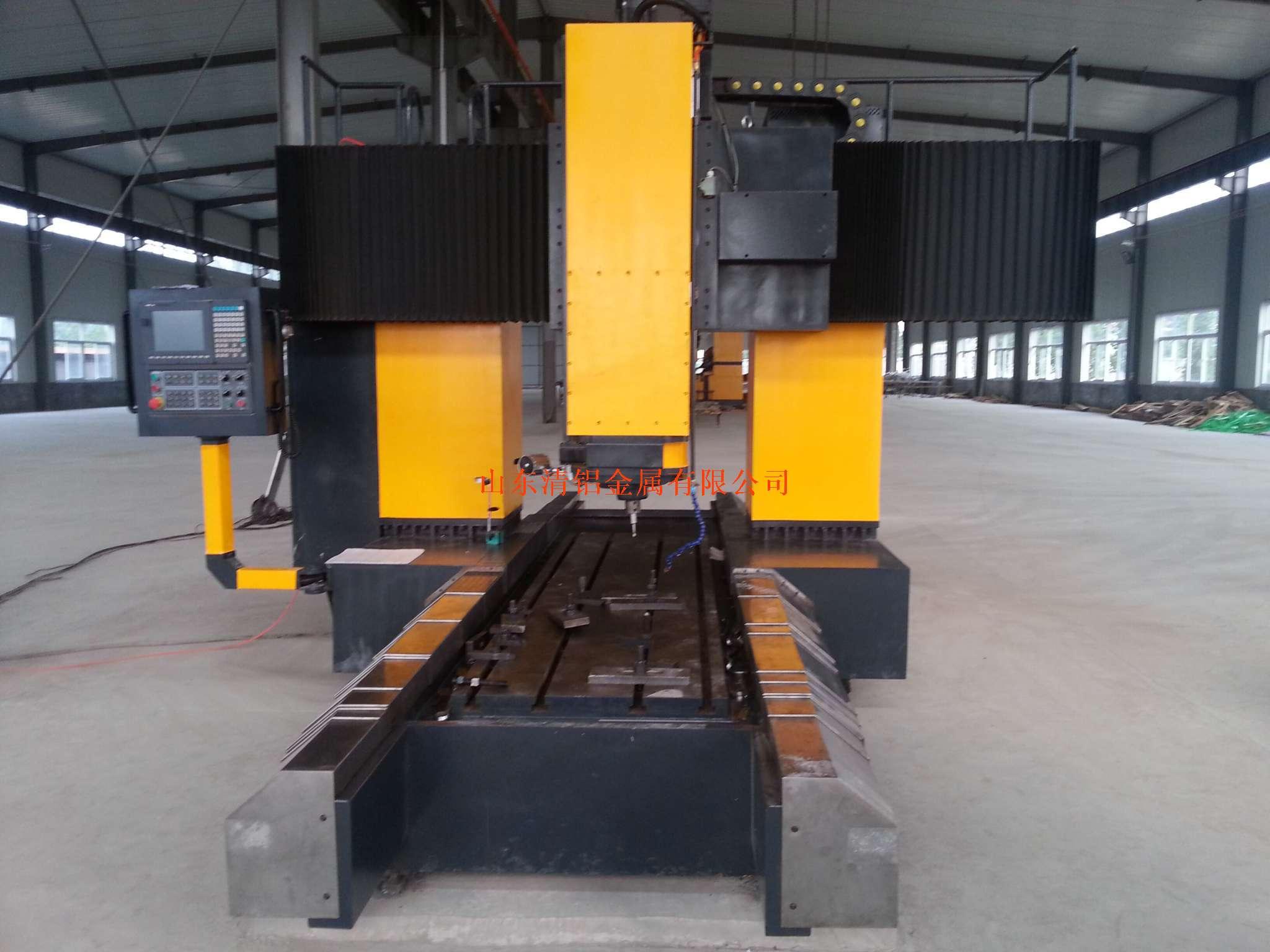 6m数控摩擦焊接五轴加工机床